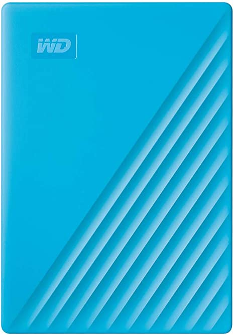 WD 4TB My Passport disco duro portátil, Software de copia de ...