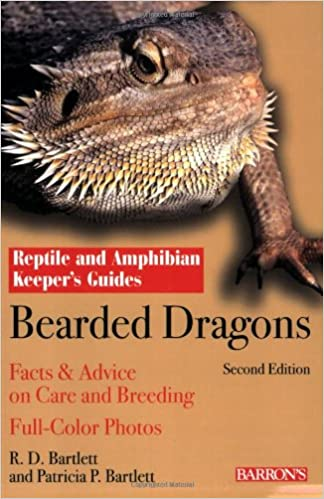 Reptile and Amphibian Keep... by Bartlett, Patricia P Paperback Bearded Dragons