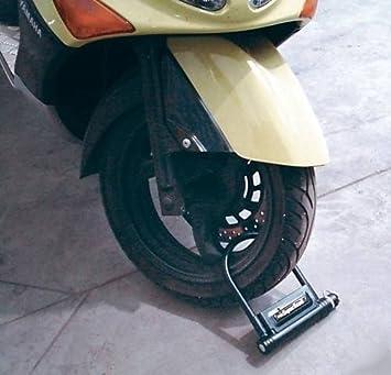 Gancho en U para moto con alarma Superscud, antirrobo ...