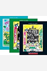 Miss Nelson Has a Field Day; Miss Nelson Is Missing; and Miss Nelson Is Back (3 Books) (Miss Nelson, Collection of 3 Books) Paperback