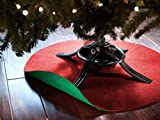 "Alonsoo 38"" Reversible Christmas Tree Stand Mat"