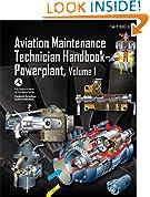 #10: Aviation Maintenance Technician Handbook-Powerplant, Volume 1
