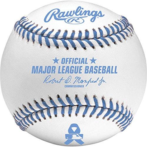 Rawlings 2017 Father's Day Game Baseball in Display ()
