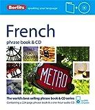 Berlitz: French Phrase Book & CD (Berlitz Phrase Book & CD)