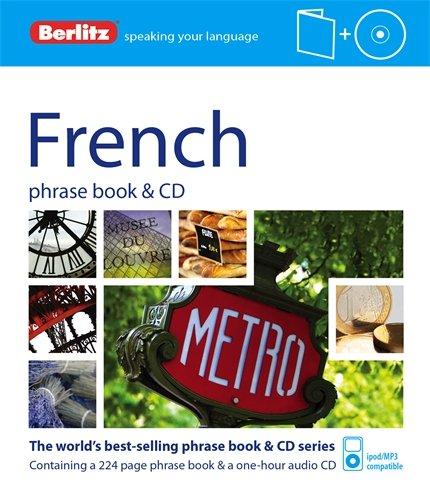 Berlitz French Phrase Book & CD...