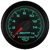 "Auto Meter 8544 2-1/16"" Factory Match Pyrometer Gauge"