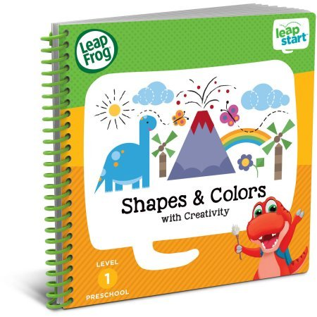 LeapFrog LeapStart Interactive Learning System Pink Preschool and Pre-Kindergarten for Kids Ages 2-4, + Level 1 Set of Educational Learning Basic Skills for Life Fun Activity Bundle by LeapFrog (Image #7)