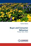 Buyer and Consumer Behaviour, Faustino Taderera, 3838368037