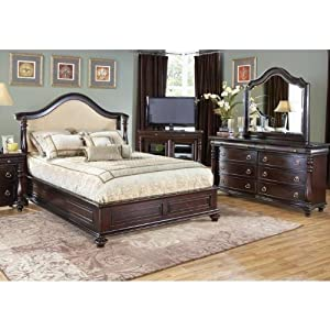 Amazon.com - Cindy Crawford Home Provincetown 7 Pc King Bedroom ...