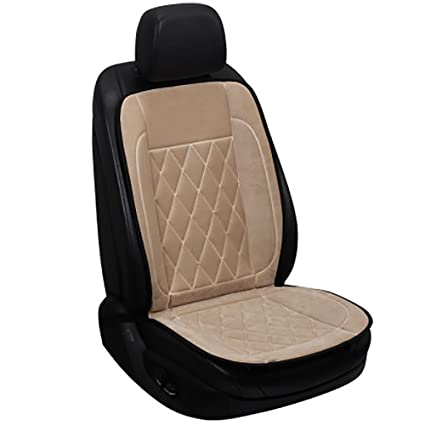 CAR Car Seat Cushion Cover 12v Heated Warmer Pad Hot Heat Heater Lumbar Winter Truck,