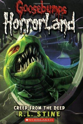 goosebumps horrorland game ds