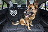 LIGHT USER-FRIENDLY PET SEAT COVER for CARS and SUV – DIVISIBLE with ZIPPER, EASY-CARE, DURABLE, FOLDABLE and PORTABLE with a BAG, VERSATILE PET CAR SEAT COVER For Sale
