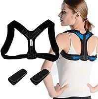 Correttore Postura, Postura Schiena, Collo e Spalle Supporto, Posture Corrector, Fascia Posturale Spalle e Schiena...