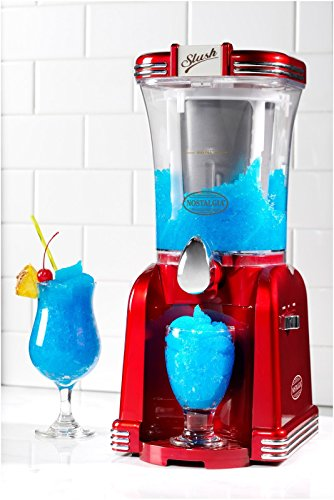 082677236500 - Nostalgia RSM650 Retro Series 32-Ounce Slush Drink Maker carousel main 1