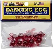Atlas Mike's Bag of Dancing Salmon Fishing Bait Eggs (Pack of
