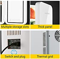 Mini refrigerador de 6L para automóvil / hogar - Mini refrigerador ...