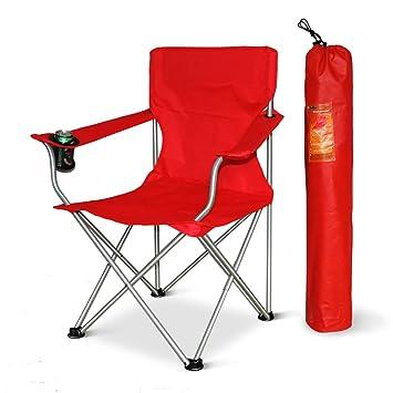 TXDY Sillas Plegables al Aire Libre, Silla de Camping Pesca ...