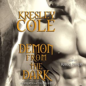 Demon from the Dark: Immortals After Dark, Book 10 Hörbuch