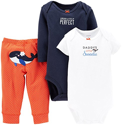 Carters Baby Girls Piece Pants