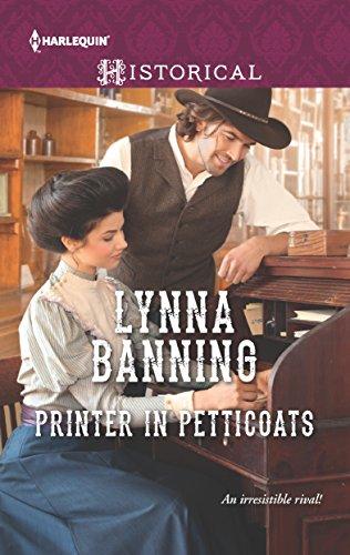 book cover of Printer In Petticoats