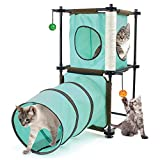 Kitty City Steel Claw Passage Cat Furniture