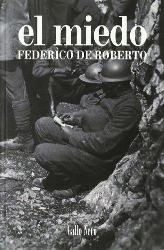 Descargar Libro El Miedo Federico De Roberto