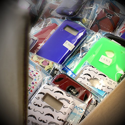 Wholesale-Lot-of-100-Bulk-Cell-Phone-Cases-Screen-Protectors-Various-Types-Models