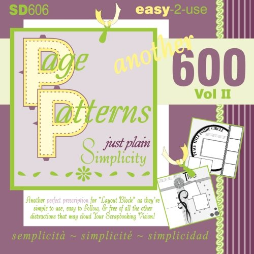 Page Patterns Vol II -