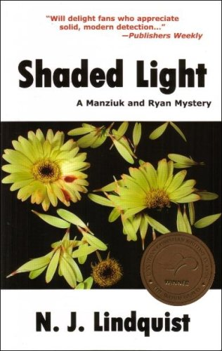 Shaded Light (Manziuk and Ryan Mystery Series #1)
