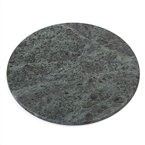 Creative Home 84026   tural  Marble 12 Inches Lazy Susan, 12