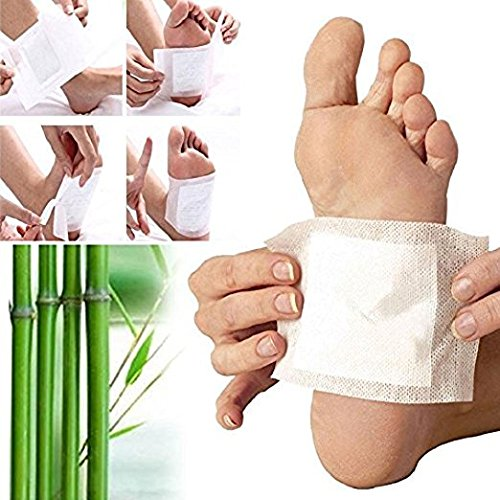 All- Natural Foot Care Pads Your Health Care and Wellness Best for Pain Relief/Odor Eliminator/Deep Sleep Aid/Relieves Stress