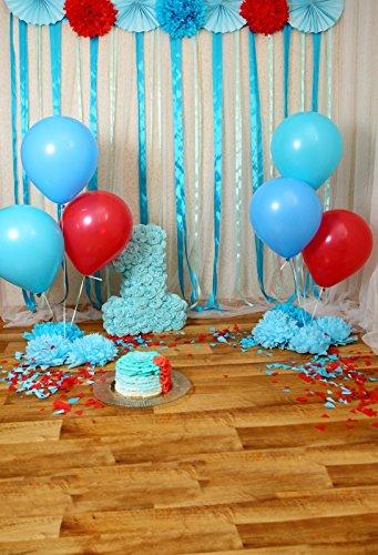 Amazon Com Leyiyi 8x10ft Photography Backdrop Kids Happy Birthday