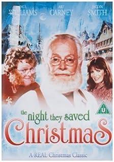 the night they saved christmas region 2 - The Christmas Secret Dvd