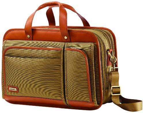 hartmann-luggage-intensity-belting-three-compartment-business-case-olive-one-size
