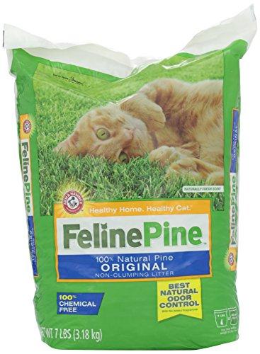 Feline Pine Original Cat Litter - 7 lb