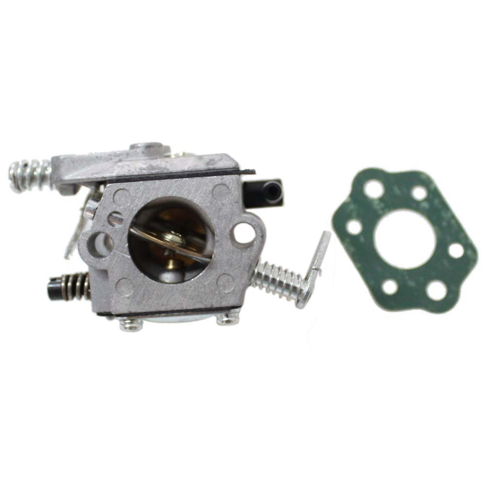 Podoy Ms210 Carburetor With Free Gasket For Stihl 044 Chainsaw Parts Diagram Engine Image User Replacement Garden Outdoor