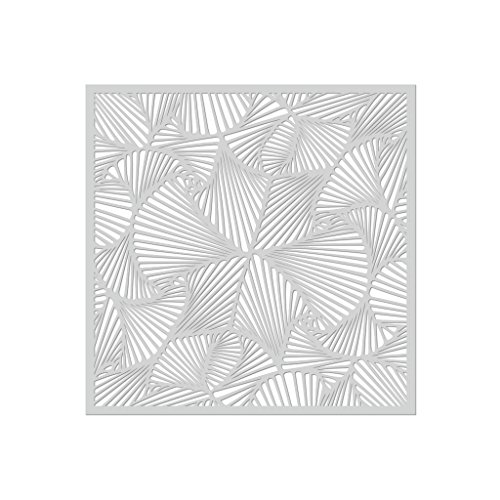 Hero Arts SA105 Deco Pattern Stencil