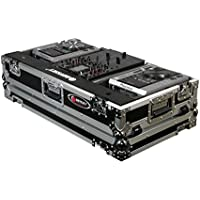 Odyssey Cases FR10CDJWE   Flight Ready Coffin for Large Format CD Players 10in Mixer