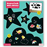 Mudpuppy In the Air MagnaChalk Wall Decals