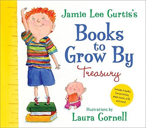 Jamie Lee Curtis's Books to Grow By Treasury PDF
