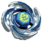 Takaratomy Beyblades #BB72 Japanese Metal Fusion 105F Premium Returns Booster Aquario Battle Top