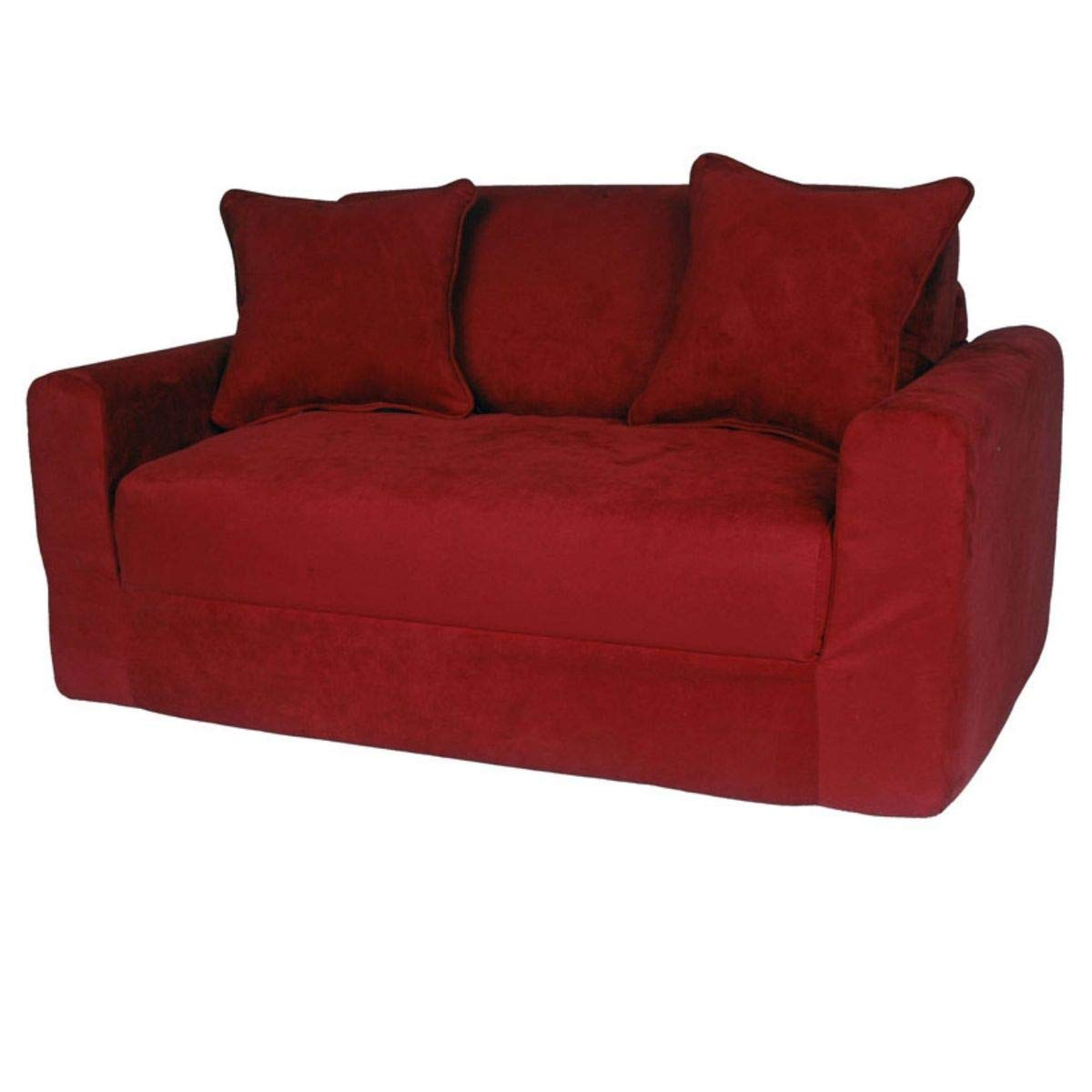 Amazon.com: Fun Furnishings - Sofá cama de ante: Kitchen ...