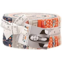 April Rosenthal Sweet Marion Jelly Roll 40 2.5-inch Strips Moda Fabrics 24040JR