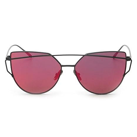 Gafas de sol gafas, caliente Clearance Sale manadlian verano Fashion twin-beams Classic Mujeres