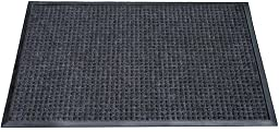 Durable Corporation Polyester Stop-N-Dry Polyester Carpet Mat, for Indoors & Vestibules, 36\