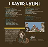 I Saved Latin! A Tribute to Wes Anderson (2xLP, Black Vinyl, Download Card)
