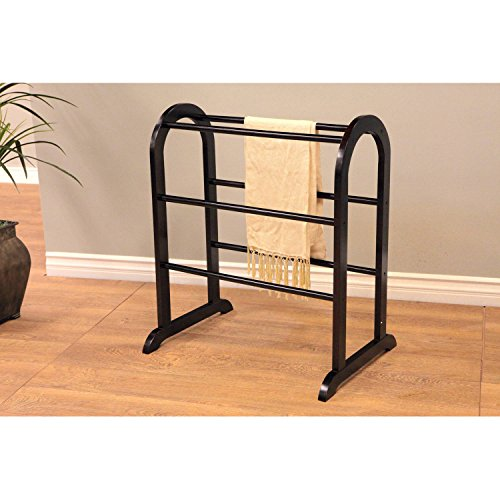 Home Craft Quilt Rack, Espresso - Crafts Dvd Rack Shopping Results