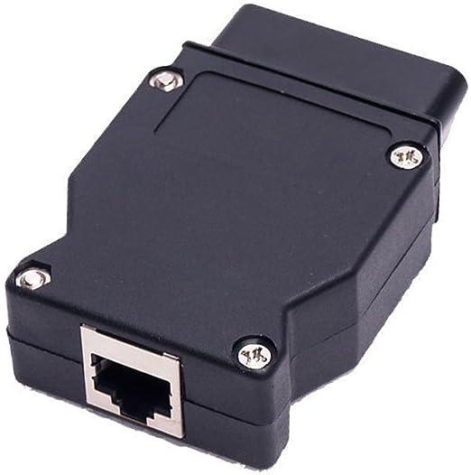 Jrlink Obd 2 Adapter Für Die Fahrzeugcodierung Von Bmw F Serie E Sys Icom Enet Ethernet Zu Obd 2 Auto