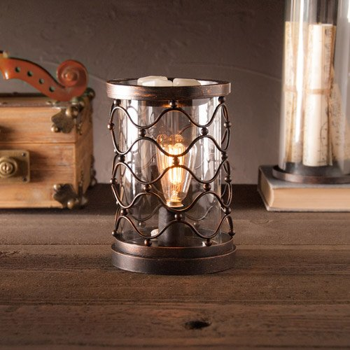 Edison Melody Plug In Electric Candle Wax Holders