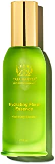 product image for Tata Harper Hydrating Floral Essence, Hyaluronic Acid Face Mist, Hydrating, 100% Natural, Made Fresh in Vermont, 50ml
